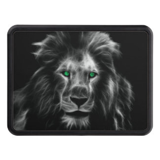 Lion Trailer Hitch Cover