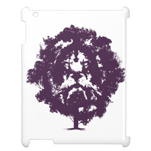 LION TREE Case for the iPad DESIGN