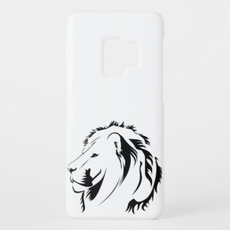 Lion Tribal 001 Case-Mate Samsung Galaxy S9 Case
