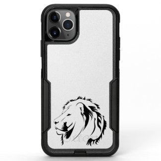 Lion Tribal 001 OtterBox Commuter iPhone 11 Pro Max Case