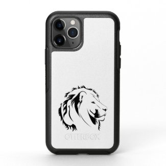 Lion Tribal 001 OtterBox Symmetry iPhone 11 Pro Case