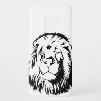 Lion Tribal 002 Case-Mate Samsung Galaxy S9 Case