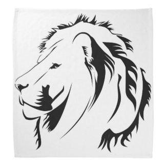 Lion Tribal Bandana