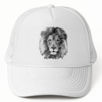 Lion Trucker Hat