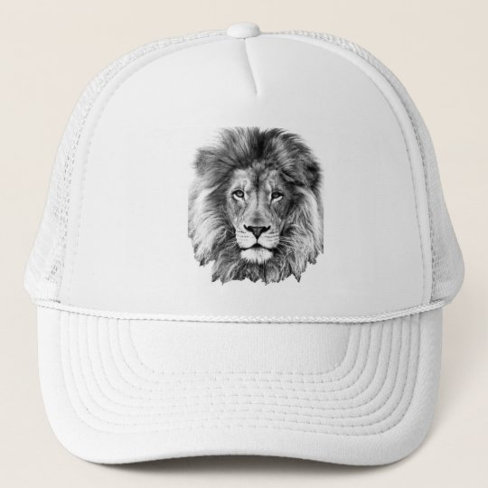 cb2c282a Lion Trucker Hat