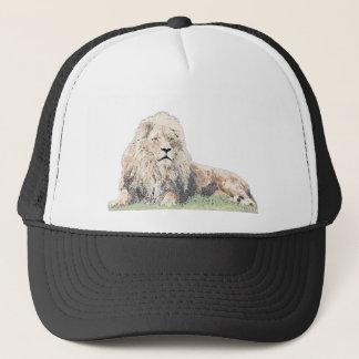 Lion Trucker Hat