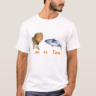 Lion vs Tuna T-Shirt