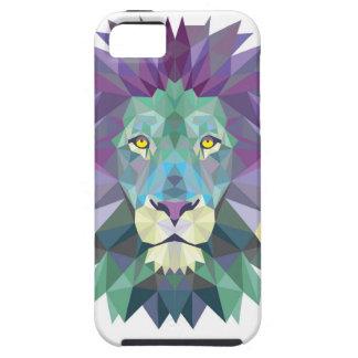 lion w.jpg funda para iPhone 5 tough