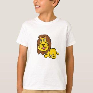 Lion Walk T-Shirt