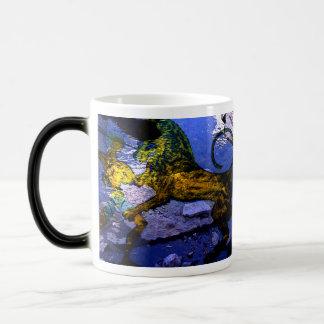 Lion Warriors Mug