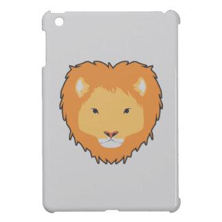 lion white ipad case