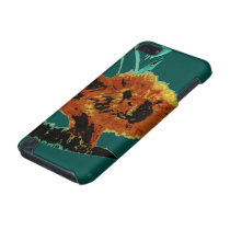 Lion Wild Animal illustration iPod Touch 5G Case