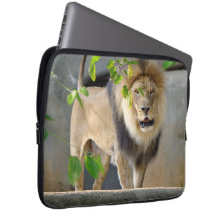Lion Wildlife Laptop Sleeve