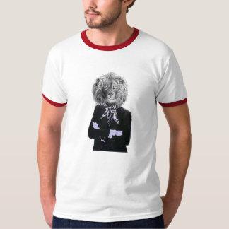 Lion With an Ascot T-Shirt