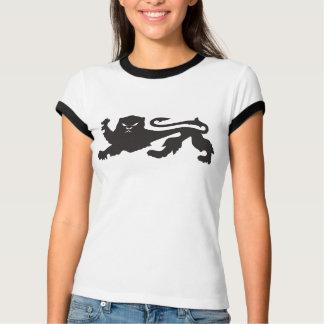 Lion Women's Bella Ringer T-Shirt