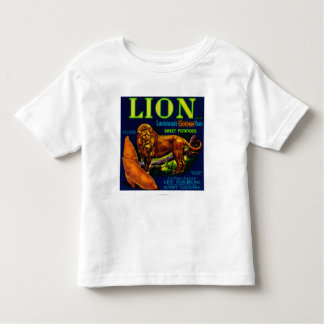 Lion Yam LabelSunset, LA Tee Shirt