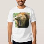 Lion Yawn Shirts