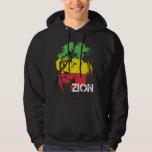 Lion Zion Hoodie