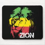 Lion Zion Mousepad