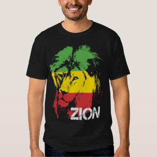 Lion Zion T-Shirt