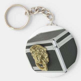 LionBox072709 Keychain