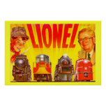 Lionel Customized Poster