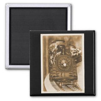 Lionel Model Train 2 Inch Square Magnet