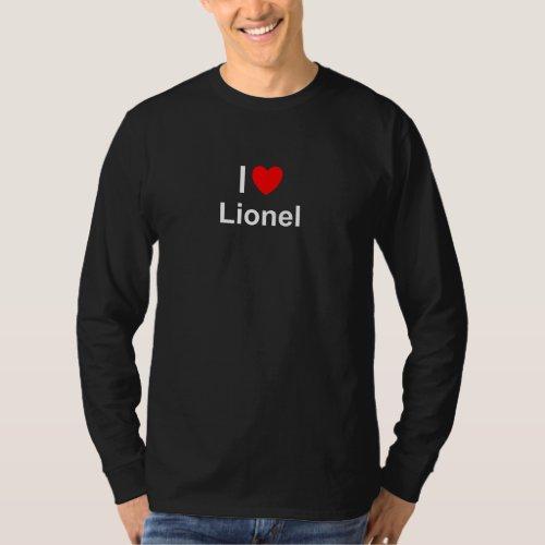 Lionel T_Shirt