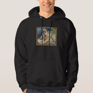 Lioness and Cub Hoodie / Sweatshirt