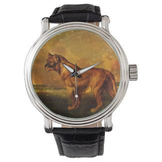 Lioness Designer Watch