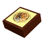 LIONESS FACE Keepsake Box