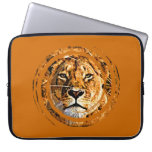 LIONESS FACE Laptop Sleeve