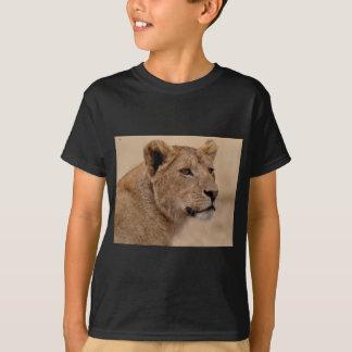 Lioness head closeup T-Shirt