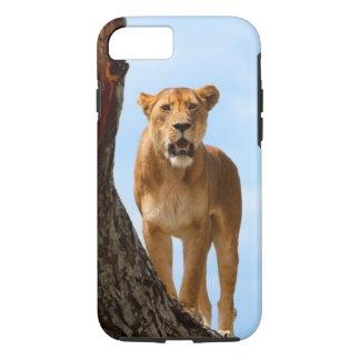 Lioness iPhone 7 Case