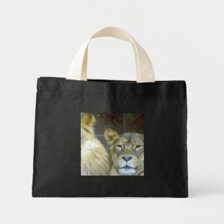 Lioness Mini Tote Bag