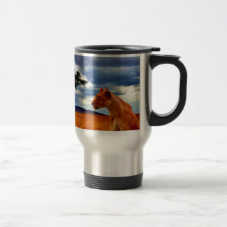 Lioness Storm Travel Mug
