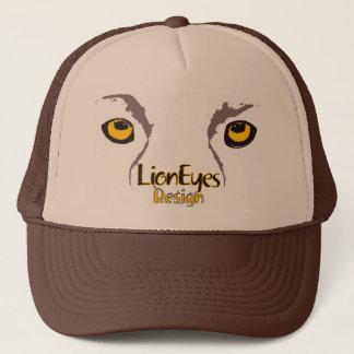 LionEyes Design Trucker Hat