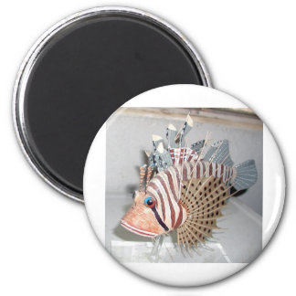 LIONFISH AND OTHERS MAGNET