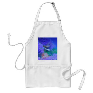 Lionfish Aquarium Fish Purple Pterois Zebrafish Adult Apron