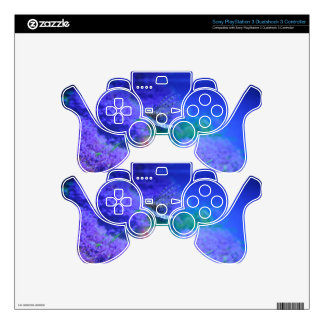 Lionfish Aquarium Fish Purple Pterois Zebrafish PS3 Controller Decal