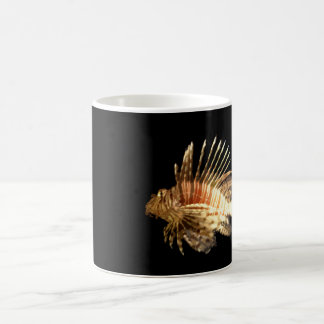 Lionfish Classic White Coffee Mug
