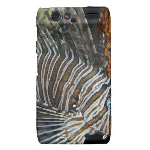 Lionfish Droid RAZR Covers