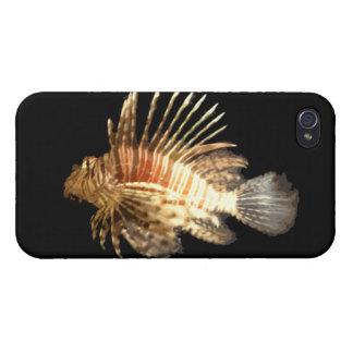 Lionfish iPhone 4 Fundas