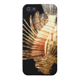 Lionfish iPhone 5 Funda