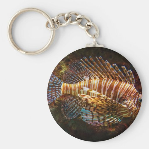 Lionfish Key Chains