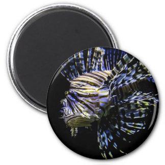 Lionfish Refrigerator Magnets