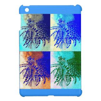 Lionfish mini ipad cover