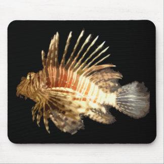 Lionfish Mouse Pads