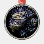 Lionfish Ornamento De Navidad
