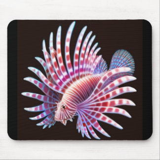 Lionfish pacífico Mousepad